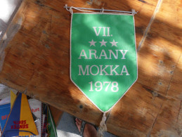 Flegs Cycling Arany Mokka 1978 - Cyclisme