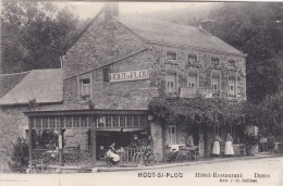 Hout-Si-Plout - Hotel - Restaurant Donis - Neupre