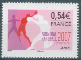 France, 2007 World Women's Handball Championship, 2007, MNH VF - France