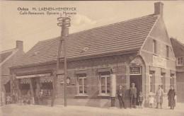Olen - M; Laenen - Hemeryck - Café - Restaurant - Epicerie - Mercerie - Olen