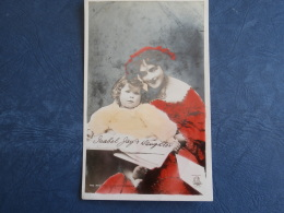 Artiste  Isabel Jay & Daughter - Livre - Colorisée - Oranotypie - Ed. Milton Glossette - Circulée - L274 - Artistes