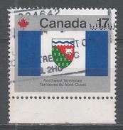 Canada 1979. Scott #831 (U) Flag Of Northwest Territories - 1952-.... Règne D'Elizabeth II