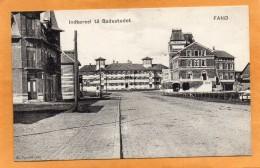 Fano Denmark 1905 Postcard - Danimarca