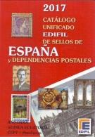 ESLI-L4182TSC.España Spain Espagne LIBRO CATALOGO  DE SELLOS EDIFIL 2017.¡¡¡¡¡¡¡¡¡¡¡¡NOVEDAD! !!!!!!!!!! - Livres, BD, Revues