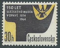 1964 CECOSLOVACCHIA MUSEO DELLE MINIERE MNH ** - CZ4 - Nuovi