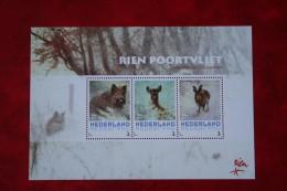 Postset 3012-D-27 Rien Poortvliet Winterlandschappen Cerf 2014 POSTFRIS MNH ** NEDERLAND / NIEDERLANDE / NETHERLANDS - Netherlands