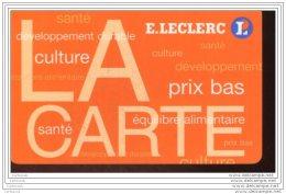 CD2988    CARTE CADEAU  A VOIR  FRANCE - Cartes Cadeaux