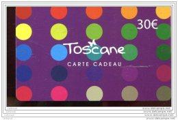 CD4874   CARTE CADEAU  A VOIR  FRANCE - Cartes Cadeaux