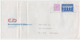 GOOD BELGIUM Postal Cover To DENMARK 1985 - Good Stamped: Europa - Belgium
