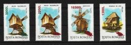 2001 - MORI  Mi No 5556/5559 MNH - Ungebraucht