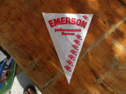 Flags Emerson Pallacanestro Varese - Apparel, Souvenirs & Other