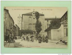 CAZOULS Les BEZIERS , Rue De L´Horloge - Frankreich