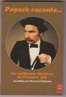 Bernard Stéphane - POPECK - Les Meilleures Histoires De L'humour Juif - Bücher, Zeitschriften, Comics
