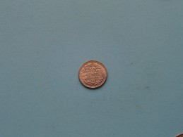 1937 - 10 Cent / KM 163 ( Uncleaned Coin / For Grade, Please See Photo ) !! - [ 3] 1815-… : Kingdom Of The Netherlands
