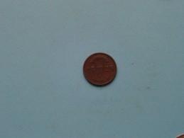 1923 A - 1 Rentenpfennig / KM 30 ( Uncleaned Coin / For Grade, Please See Photo ) !! - [ 3] 1918-1933 : República De Weimar