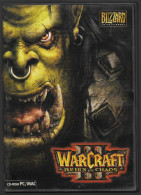 PC Warcrat III Reign Of Chaos - Jeux PC