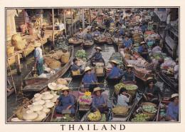 THAILANDE/MARCHE SUR L'EAU (dil282) - Tailandia