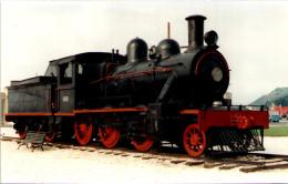 Chili - Locomotive à Identifier - Trains
