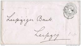 19228. Entero Postal LONDON (Gran Bretaña) 1897 To Germany