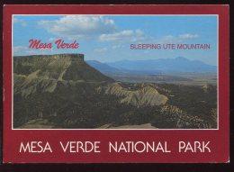 CPM Etats Unis Colorado Mesa Verde National Park - Mesa Verde