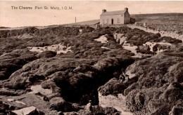 ISLE OF MAN - PORT ST MARY - THE CHASMS Iom13 - Isle Of Man