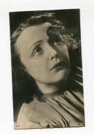 "CPA Avant Guerre ""Edith Piaf"" Chanson - Theatre"