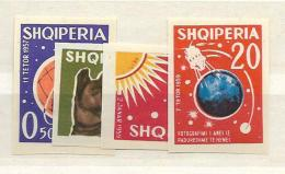 1962 MNH Albania Imperf. Postfris** - Albanië