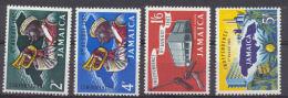 Jamaïque - Jamaica 1962  Indépendance Sujets Divers 2p Au 5s   MNH *** - Jamaique (1962-...)