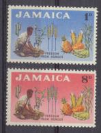 Jamaïque - Jamaica 1963 Campagne Contre La Faim   MNH *** - Jamaique (1962-...)