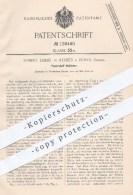 Original Patent - Robert Emmel In Merken Bei Düren , 1901 , Papierstoff - Holländer , Papier , Stoff , Walze , Walzen - Historische Dokumente