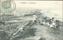 WIMEREUX - Vue Générale (animé) (rare) - Autres Communes
