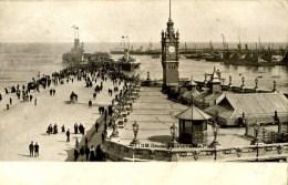 ISLE OF MAN - DOUGLAS - VICTORIA PIER 1904 Iom104 - Isle Of Man