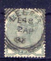 Great Britain Nr.55      O  Used      (649) Leeds - 1840-1901 (Viktoria)