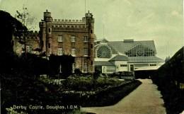 ISLE OF MAN - DOUGLAS - DERBY CASTLE 1908 Iom140 - Isle Of Man
