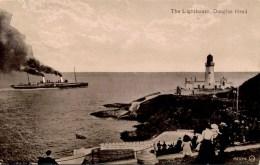 ISLE OF MAN - DOUGLAS  HEAD LIGHTHOUSE  Iom69 - Isle Of Man