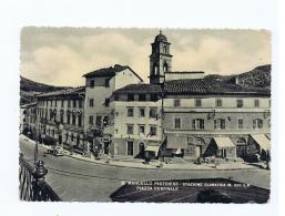SAN MARCELLO PISTOIESE ( PISTOIA ) PIAZZA CENTRALE - EDIZ. QUAGLIATTINI - Pistoia