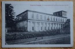 Prato In Toscana - R. Conservatorio Di S. Nicolo (facciata Interna) - Petites Taches - (n°6678) - Prato