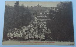 Gondecourt-Ecole Supérieure De Jeunes Filles - Otros Municipios