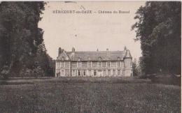 HERICOURT-en-CAUX: Château Du Boscol - Francia