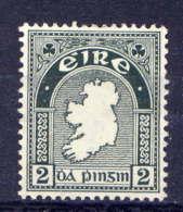 Irland Nr.74 A      *  Unused      (208) - 1922-37 Stato Libero D'Irlanda