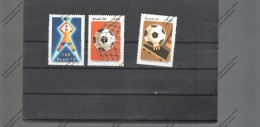 BRASIL Nº  1302 AL 1304 - Copa Mundial