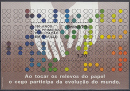 Brasil 1979 HB-40 Nuevo - Blocks & Sheetlets