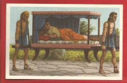 """BELGIQUE - Histoire Du Peuple Belge - Gallo-Romain En Litière -  Collection """"Nos Gloires """"  - CHROM0 -  2 Scans - Sin Clasificación"""