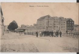 Meaux Moulin De L Echelle Rare - Meaux
