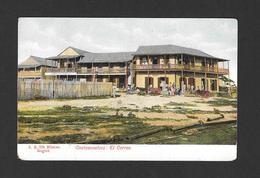 MEXICO - MEXIQUE - EL CORREO - COATZACOALCOS The Post Office C.1913 - J.K. 229 MÉXICO REGIST - Mexique