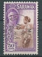 Sarawak - Yvert N 184  OBLITERE - Abc15904 - Sarawak (...-1963)