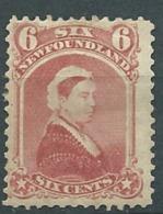 Terre Neuve N°30 * ( Charniere)    - Abc15908 - 1865-1902