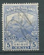 Terre Neuve N°104 Oblitere    - Abc15909 - 1908-1947