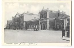 DORDRECHT (Pays Bas) Place De La Gare - Dordrecht