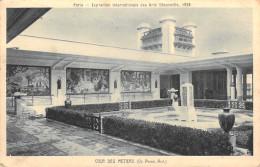 75] Paris 1925- Exposition Internationale Des Arts Décoratifs   (2)COUR DES METIERS *PRIX FIXE - Expositions